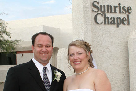 Celebrate your wedding in a picturesque church with an inspiring perspective on marriage